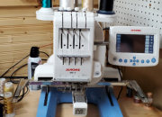 Selling on of our Janome MB 4 embroidery machines... .  Call 902 543 8593 for more information...
